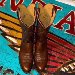 Lucchese Classic Handmade Boots. Size 10 D